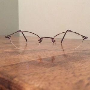 bedec4e245 Laura Ashley Ella eyeglass frames in Cabernet